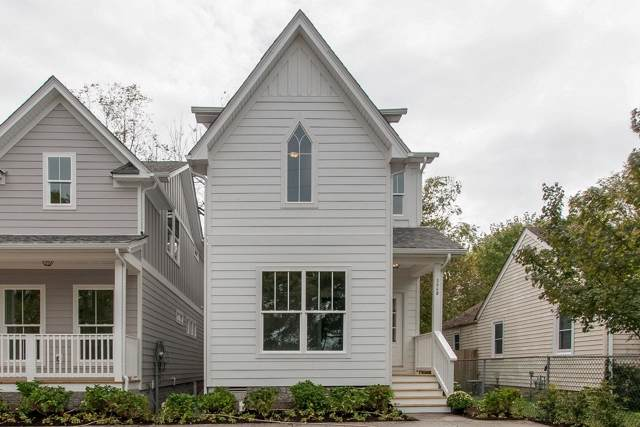 304B Vivelle Ave, Nashville, TN 37210 (MLS #RTC2091635) :: Nashville on the Move