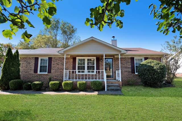 2333 Uriah Pl, Murfreesboro, TN 37129 (MLS #RTC2091661) :: Black Lion Realty