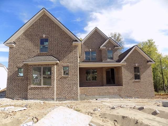 1562 Bunbury Dr (377), Thompsons Station, TN 37179 (MLS #RTC2091741) :: Village Real Estate