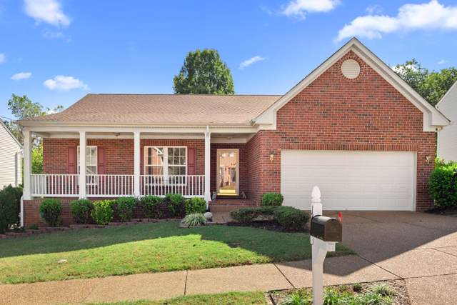 1453 Timber Ridge Cir, Nashville, TN 37211 (MLS #RTC2091756) :: Village Real Estate