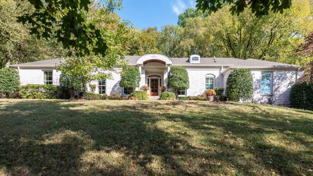 1338 Otter Creek Rd, Nashville, TN 37215 (MLS #RTC2091833) :: Katie Morrell / VILLAGE