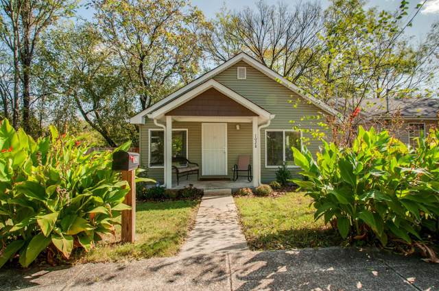 1028 42nd Ave N, Nashville, TN 37209 (MLS #RTC2091836) :: RE/MAX Homes And Estates