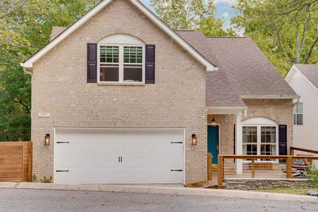 937 S Woodstone Ln, Nashville, TN 37211 (MLS #RTC2091844) :: Village Real Estate