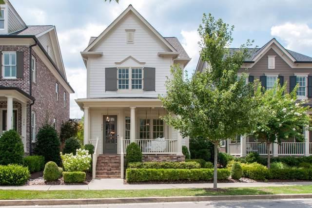 322 Fitzgerald St, Franklin, TN 37064 (MLS #RTC2091850) :: DeSelms Real Estate