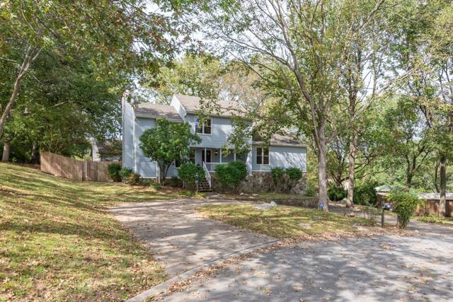 605 Oak Harbor Cv, Hermitage, TN 37076 (MLS #RTC2091858) :: RE/MAX Choice Properties