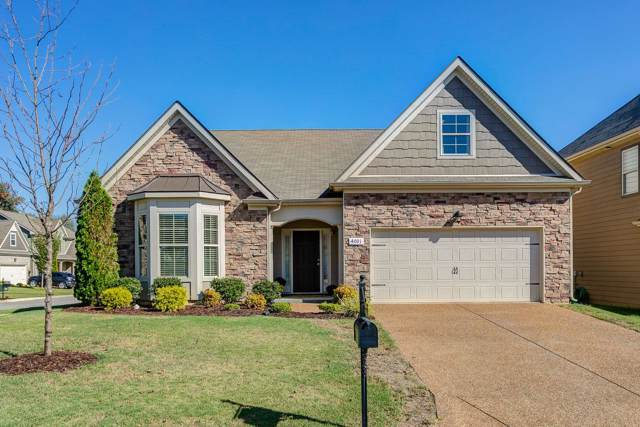 4001 Corey Ct, Spring Hill, TN 37174 (MLS #RTC2091975) :: DeSelms Real Estate