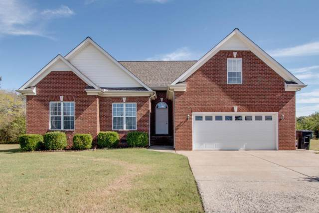 4517 Hammock Dr, Murfreesboro, TN 37128 (MLS #RTC2092012) :: Christian Black Team
