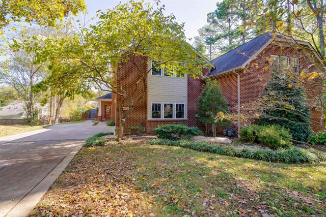 4122 Sneed Rd, Nashville, TN 37215 (MLS #RTC2092017) :: RE/MAX Homes And Estates