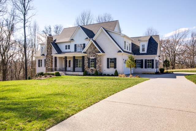 1164 Saddle Springs Dr, Thompsons Station, TN 37179 (MLS #RTC2092090) :: Benchmark Realty