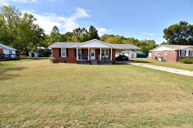 66 Hillview Dr, Lobelville, TN 37097 (MLS #RTC2092110) :: Five Doors Network