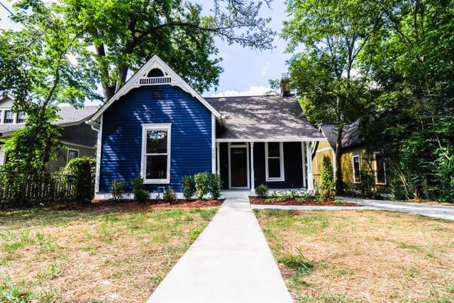 1703 Forrest Ave, Nashville, TN 37206 (MLS #RTC2092166) :: Armstrong Real Estate