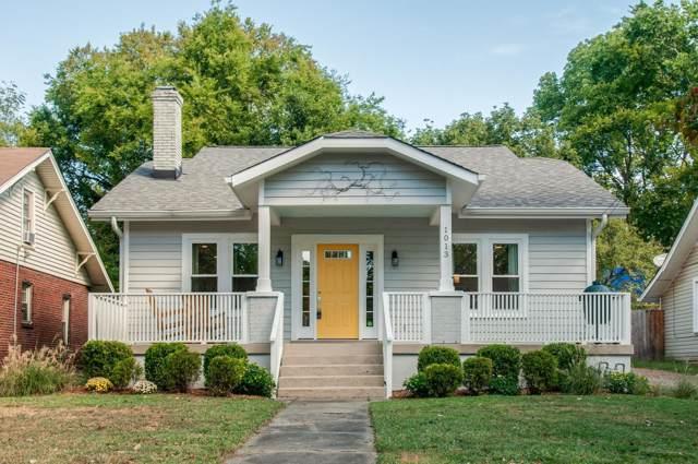1013 Seymour Ave, Nashville, TN 37206 (MLS #RTC2092191) :: EXIT Realty Bob Lamb & Associates