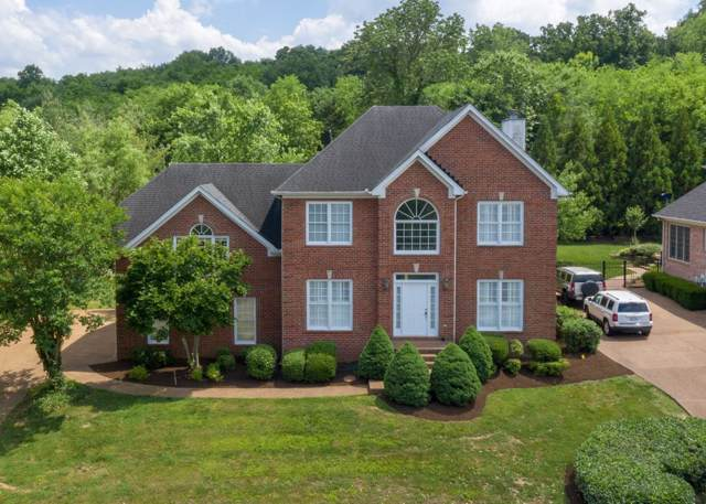 122 Wynbrooke Trce, Hendersonville, TN 37075 (MLS #RTC2092195) :: DeSelms Real Estate