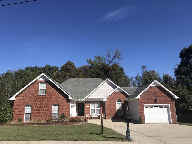 73 West Dr, Clarksville, TN 37040 (MLS #RTC2092216) :: Exit Realty Music City