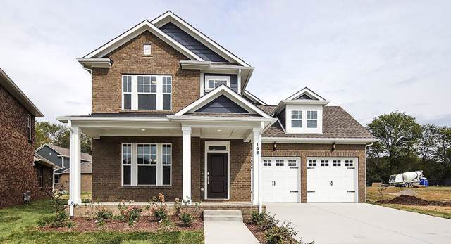 108 Picasso Circle #724, Hendersonville, TN 37075 (MLS #RTC2092245) :: Team Wilson Real Estate Partners