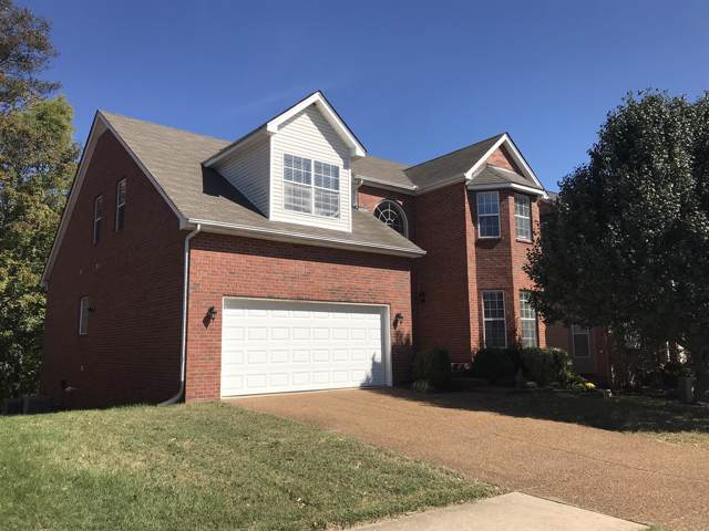 6872 Scarlet Ridge Dr, Brentwood, TN 37027 (MLS #RTC2092290) :: Village Real Estate