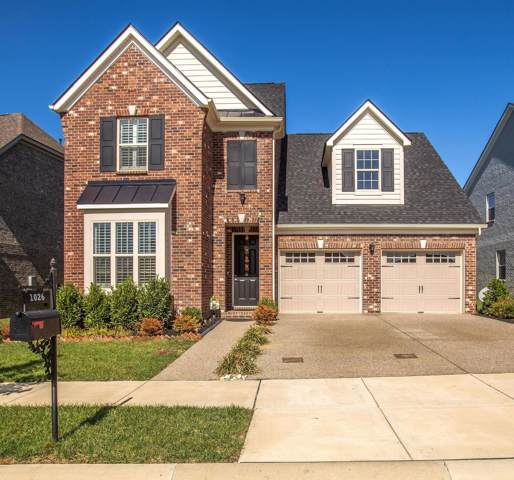 1026 Scouting Dr, Franklin, TN 37064 (MLS #RTC2092355) :: RE/MAX Homes And Estates