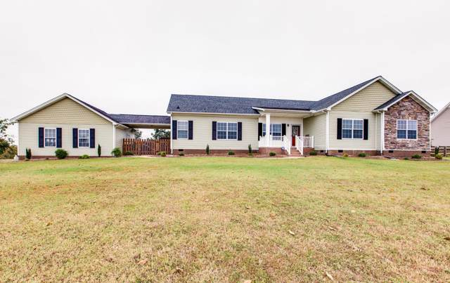 2005 Silverado Pass, Spring Hill, TN 37174 (MLS #RTC2092374) :: Felts Partners