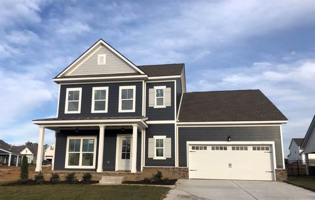 1243 Proprietors Place #129, Murfreesboro, TN 37128 (MLS #RTC2092377) :: Village Real Estate