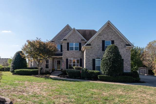 105 Brogan Ct, Nolensville, TN 37135 (MLS #RTC2092378) :: Village Real Estate