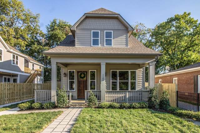 1109 Park St, Franklin, TN 37064 (MLS #RTC2092406) :: Team Wilson Real Estate Partners