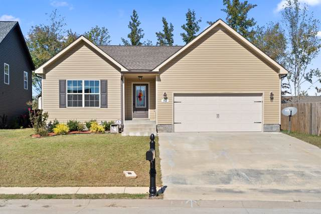 503 Sourwood Drive, Clarksville, TN 37042 (MLS #RTC2092414) :: The Matt Ward Group