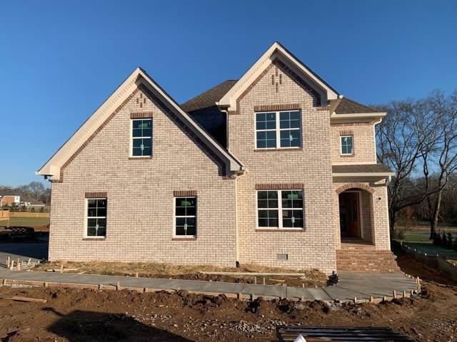 133 Spencer Springs Dr, Gallatin, TN 37066 (MLS #RTC2092419) :: Village Real Estate