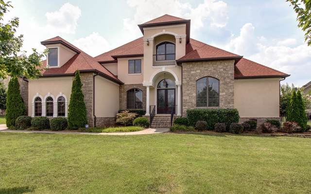 744 Stone Mill Cir, Murfreesboro, TN 37130 (MLS #RTC2092429) :: John Jones Real Estate LLC