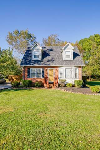 301 Oakdale Dr, White House, TN 37188 (MLS #RTC2092467) :: RE/MAX Choice Properties