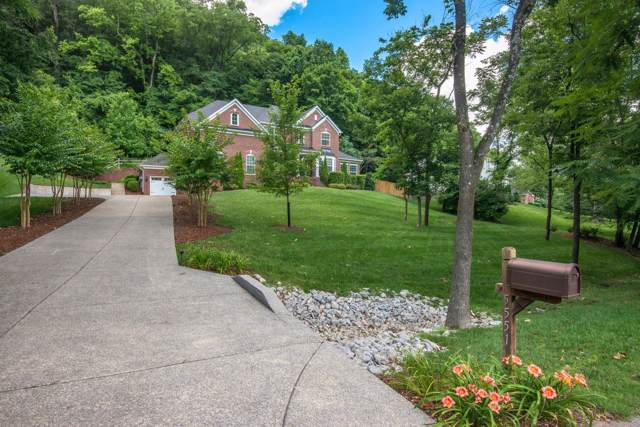 5551 Hillview Drive, Brentwood, TN 37027 (MLS #RTC2092486) :: FYKES Realty Group