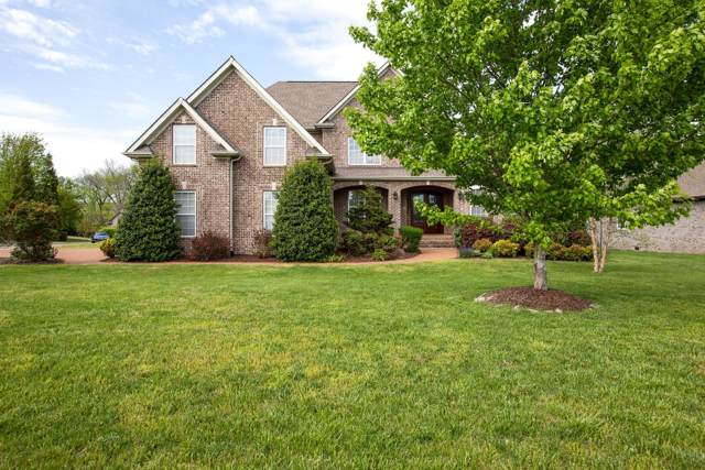 4030 Miles Johnson Pkwy, Spring Hill, TN 37174 (MLS #RTC2092520) :: Felts Partners