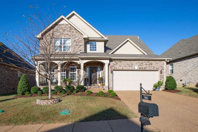 7461 Tarmac Way, Nashville, TN 37211 (MLS #RTC2092543) :: John Jones Real Estate LLC
