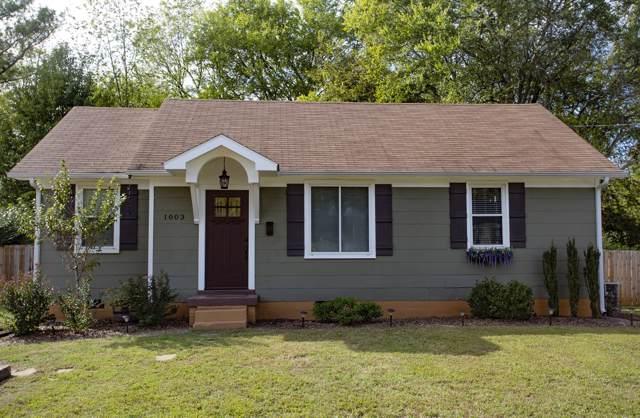 1003 Allen Ave, Murfreesboro, TN 37129 (MLS #RTC2092571) :: Village Real Estate