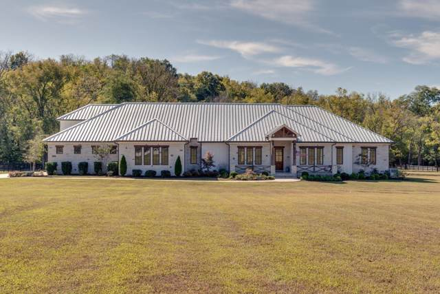 4683 Harpeth Peytonsville Rd, Thompsons Station, TN 37179 (MLS #RTC2092598) :: Felts Partners