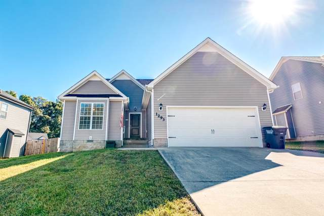 1293 Morstead Dr, Clarksville, TN 37042 (MLS #RTC2092618) :: John Jones Real Estate LLC