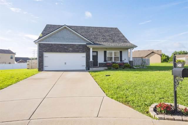 5451 Elkanah Ct, Christiana, TN 37037 (MLS #RTC2092635) :: John Jones Real Estate LLC