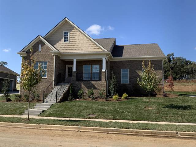 2384 Fairchild Circle   #195, Nolensville, TN 37135 (MLS #RTC2092636) :: John Jones Real Estate LLC