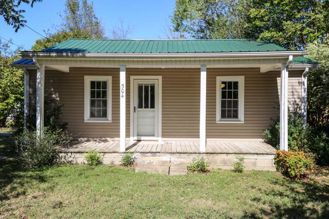 504 N Petway St, Franklin, TN 37064 (MLS #RTC2092705) :: John Jones Real Estate LLC