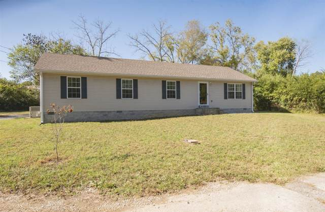 1110 Highland Dr, Manchester, TN 37355 (MLS #RTC2092737) :: Nashville on the Move
