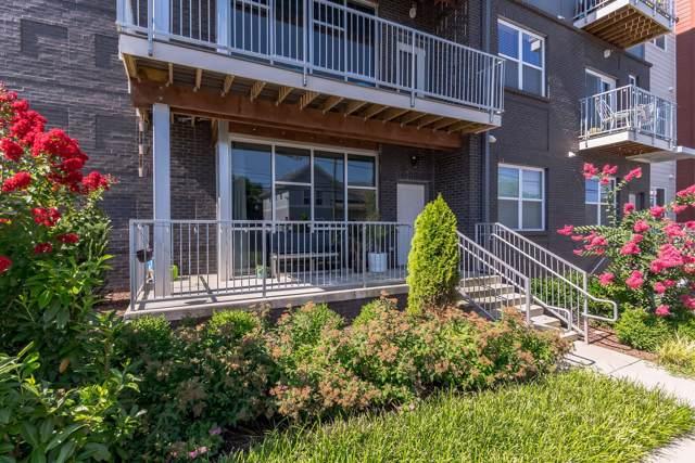 1118 Litton Ave #101, Nashville, TN 37216 (MLS #RTC2092748) :: Village Real Estate