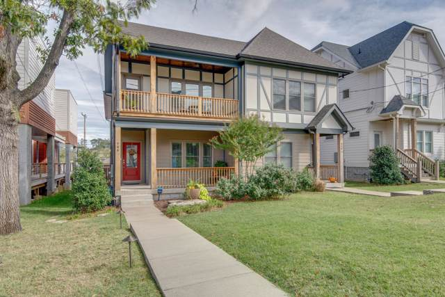 948 9th Ave S, Nashville, TN 37203 (MLS #RTC2092767) :: Katie Morrell / VILLAGE