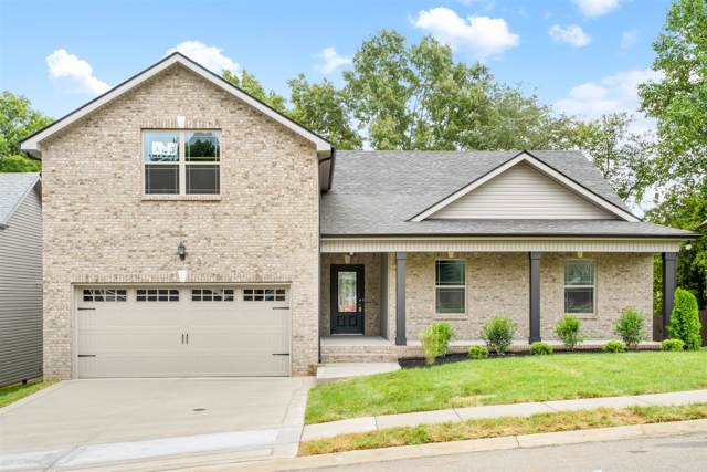 2824 Russet Ridge Dr, Clarksville, TN 37040 (MLS #RTC2092821) :: Berkshire Hathaway HomeServices Woodmont Realty
