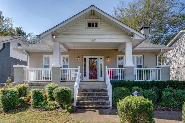 147 Kenner Ave, Nashville, TN 37205 (MLS #RTC2092852) :: Katie Morrell / VILLAGE