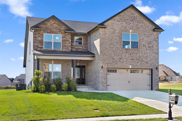 1320 Upland Terrace, Clarksville, TN 37043 (MLS #RTC2092887) :: Berkshire Hathaway HomeServices Woodmont Realty