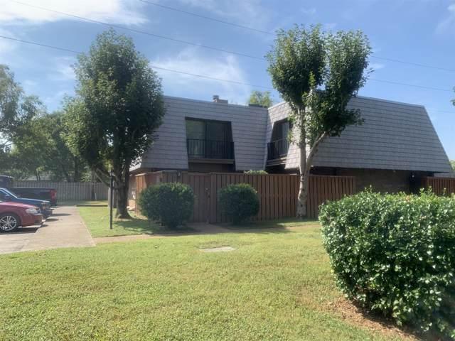 105 Cedarwood Ln #105, Madison, TN 37115 (MLS #RTC2092916) :: FYKES Realty Group