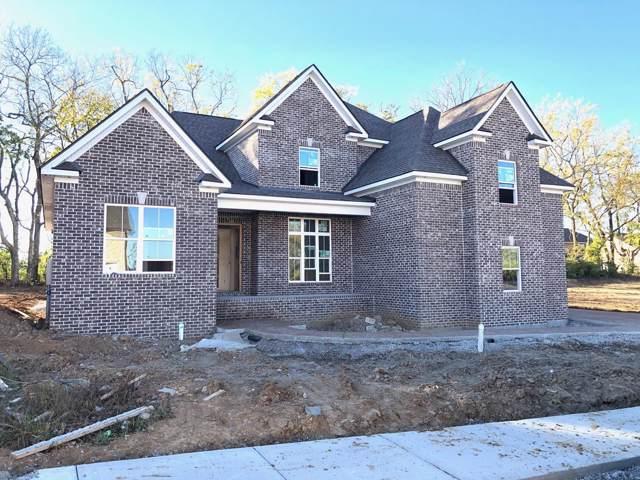 1567 Bunbury Dr (258), Thompsons Station, TN 37179 (MLS #RTC2092939) :: Village Real Estate