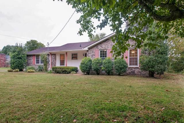 505 Hitt Ln, Goodlettsville, TN 37072 (MLS #RTC2093004) :: Village Real Estate