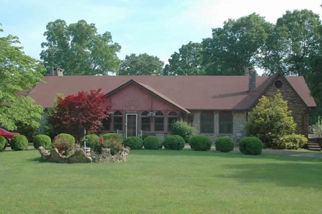 168 Bluebird Rd, Summertown, TN 38483 (MLS #RTC2093088) :: FYKES Realty Group