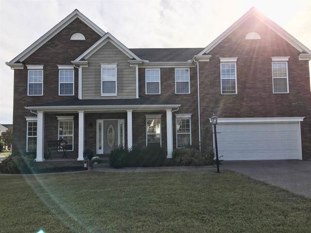 1809 Bunting Way Dr, Hermitage, TN 37076 (MLS #RTC2093112) :: The Huffaker Group of Keller Williams