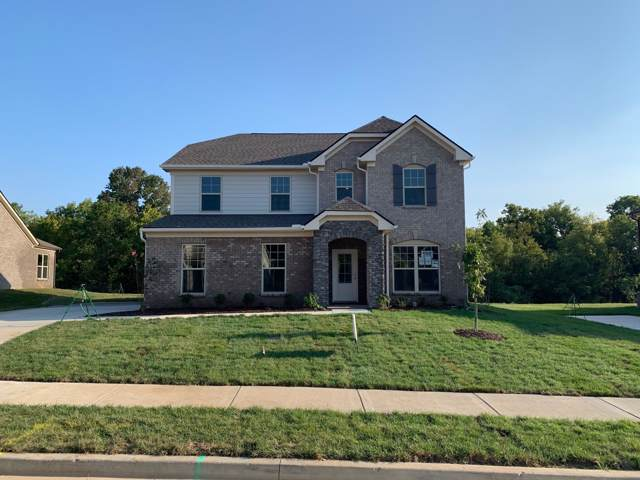 414 Norman Way #88, Hendersonville, TN 37075 (MLS #RTC2093173) :: Black Lion Realty